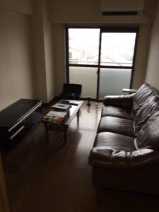 3人掛けソファー、テーブル、テレビ台