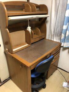 学習机、椅子